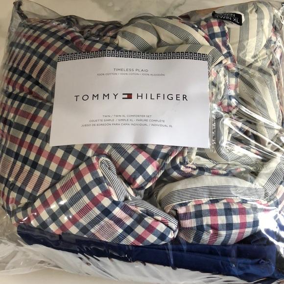 Tommy Hilfiger Other Comforter Poshmark